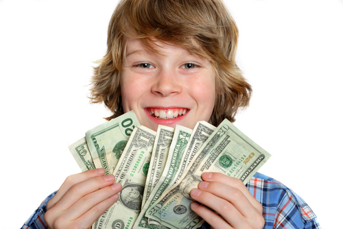 TEEN-MONEY
